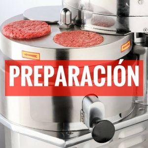 Herramientas de preparación de comidas de Codama