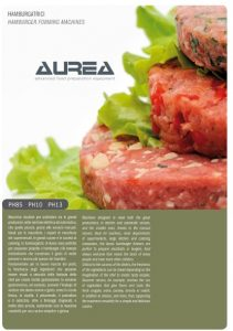 Aurea Hamburger Codama