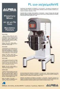 Aurea Planetary Mixer Codama
