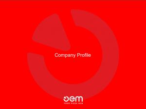 Company Profile OEM