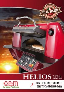 Horno Helios 104 OEM CODAMA