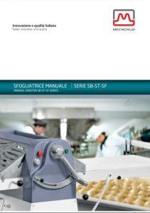 Catálogo de Mecnosud Formadores SB ST SF en Codama