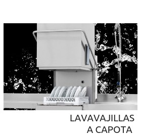 Lavavajillas a capota Angelo Po Codama Distribuciones