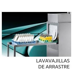 Lavavajillas de arrastre Angelo Po Codama Distribuciones