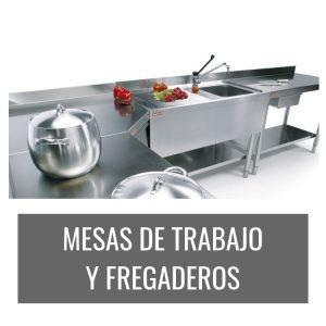 Mesas de trabajo y fregaderos Angelo Po Codama Distribuciones
