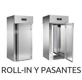 Refrigeradores Roll-In y Pasantes Angelo Po Codama Distribuciones