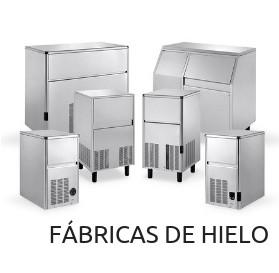 Fábricas de hielo Angelo Po Codama Distribuciones
