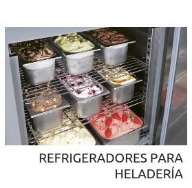 Refrigeradores heladería Angelo Po Codama Distribuciones