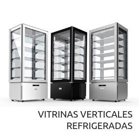 Vitrinas verticales refrigeradas Angelo Po Codama Distribuciones