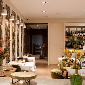 Restaurante Flavia proyecto de Codama
