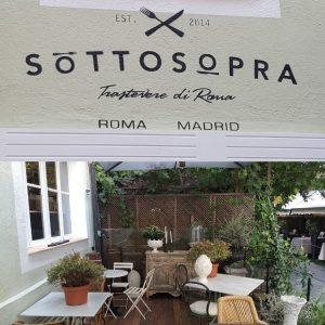 Restaurante SottoSopra Proyecto Codama