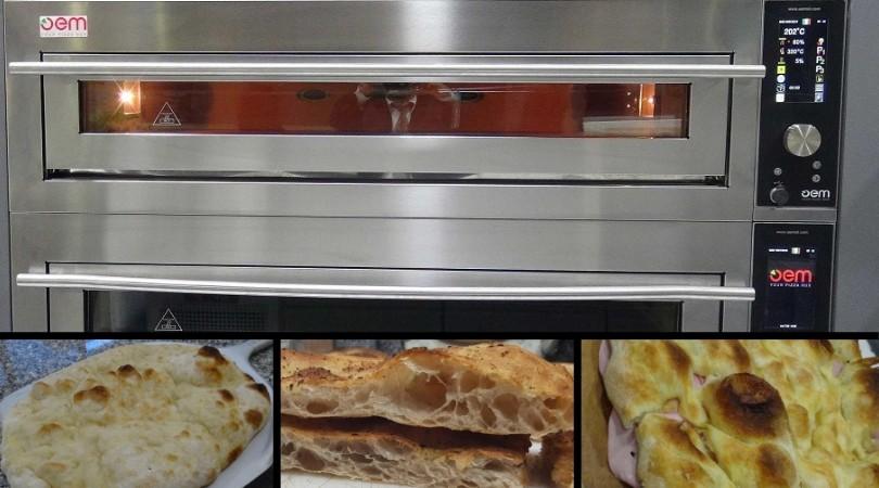 Nuevo horno Supertop Vario 640 de Oem en Codama Distribuciones