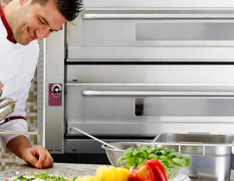 Hornos modernos para pizzería OEM en Codama Distribuciones