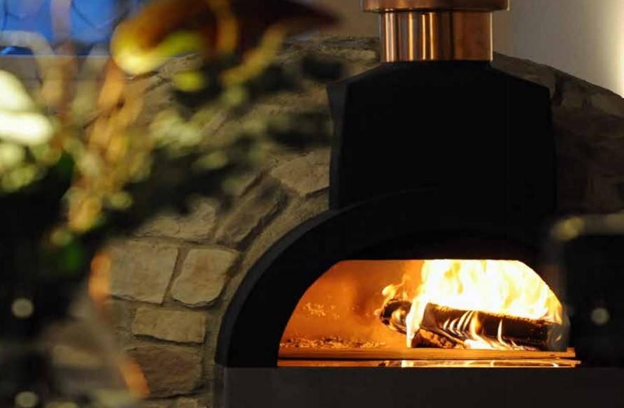 Horno tradicional para pizzería Pavesi en Codama Distribuciones ESPAÑA
