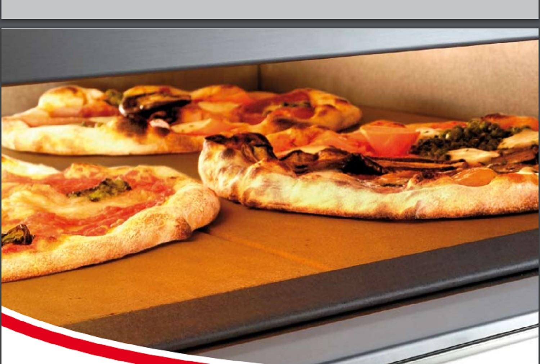 PIZZA_Horno OEM de pizzería Domitor